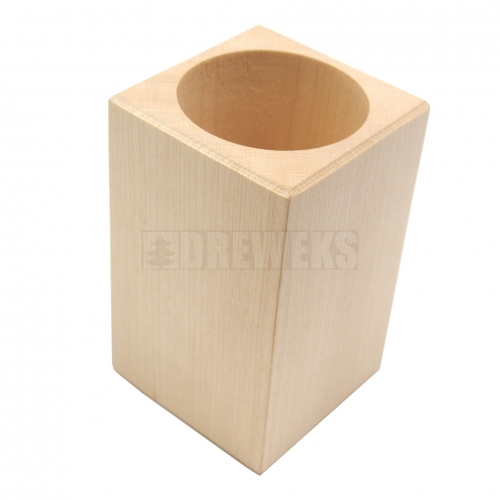 Pencil pot - square