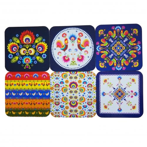 Set of 6 Mug mat