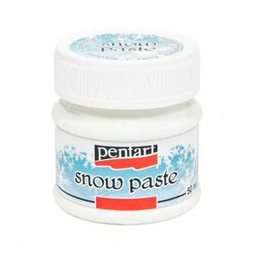PENTART structural paste 100ml - white