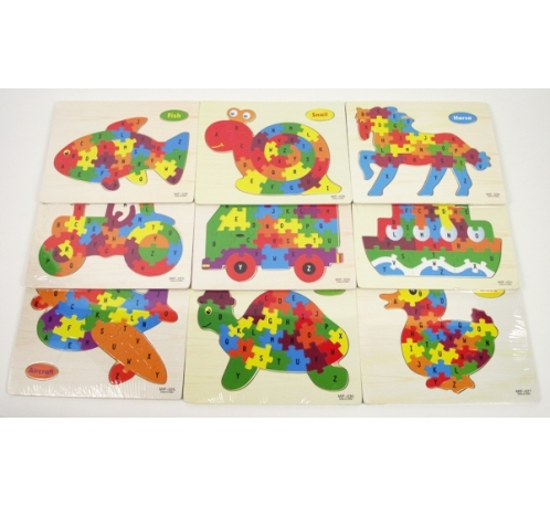 Puzzle kaczka