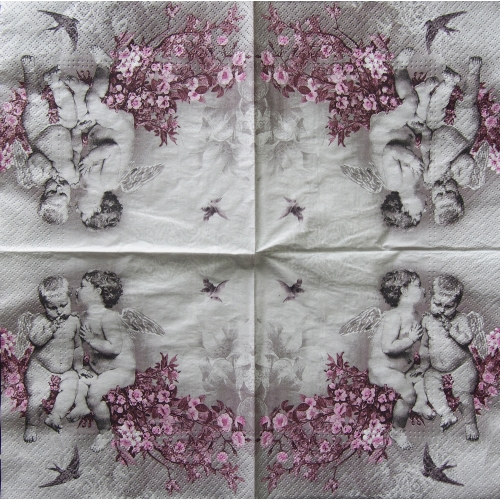 Napkin - angels