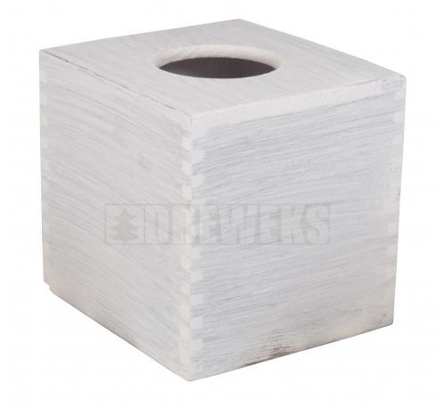 Chustecznik biały