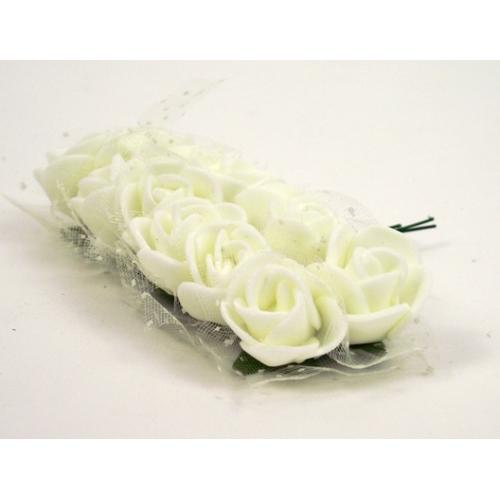 Ecru roses