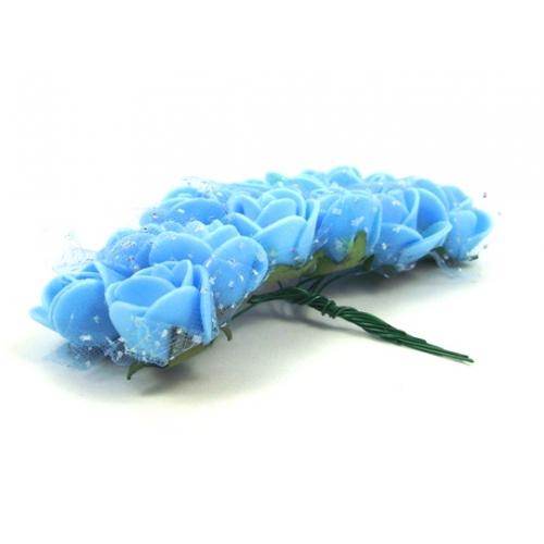 Różyczki niebieskie