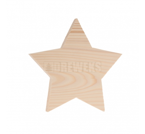 Standing star - medium