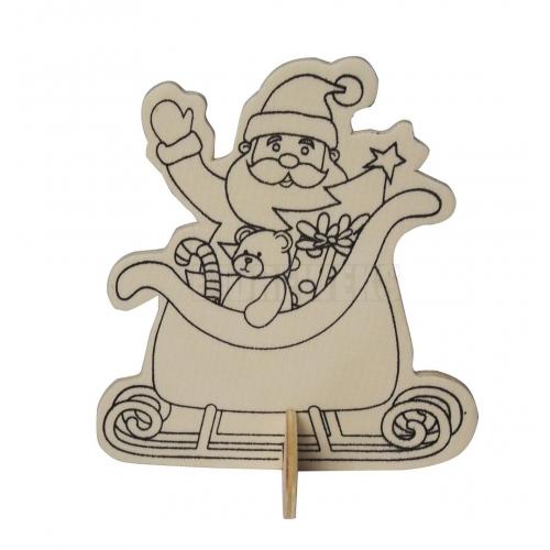Mikołaj na podstwace