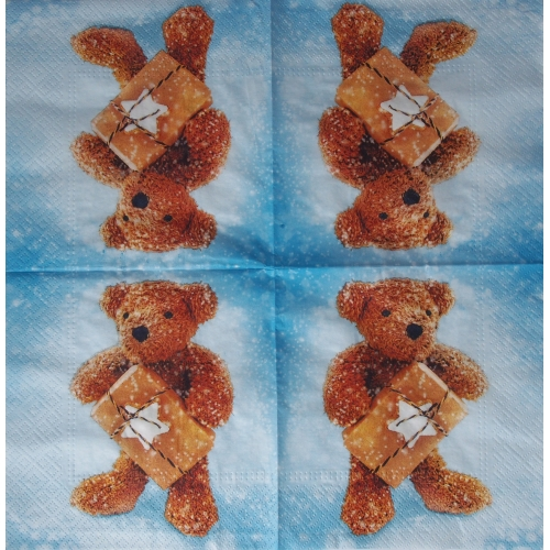 Napkin - Teddy bear