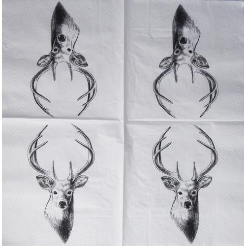 Napkin - a deer