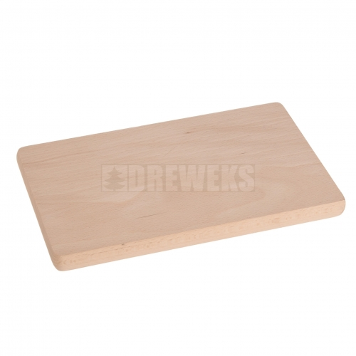 Rectangular cutting board