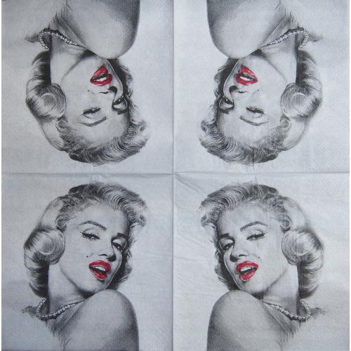 Serwetka - Marilyn Monroe
