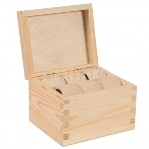 Pudełko + 12 obrączek