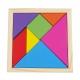 Układanka drewniana, tangram