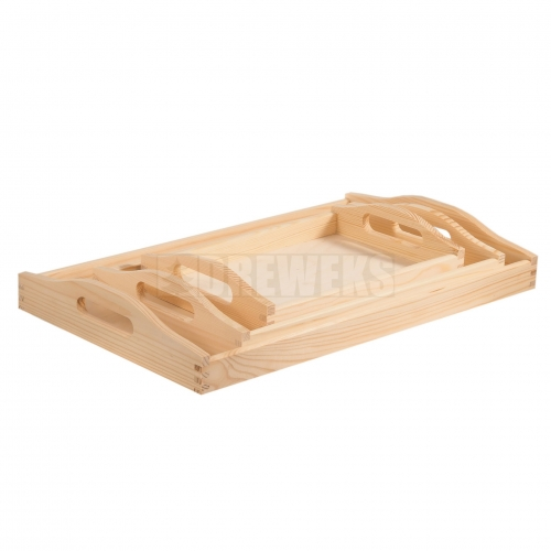 Tray - set of 3 pcs