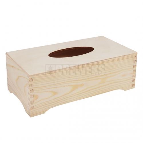 Tissue box - rectangular