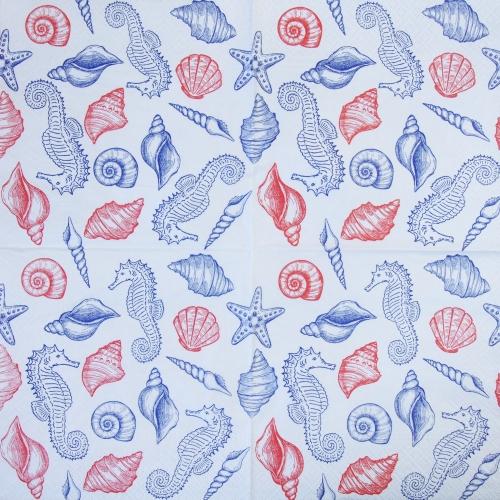 Napkin - shells