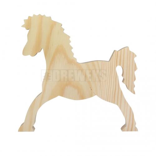 A horse 9,5 cm
