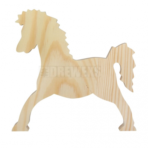 A horse 12 cm