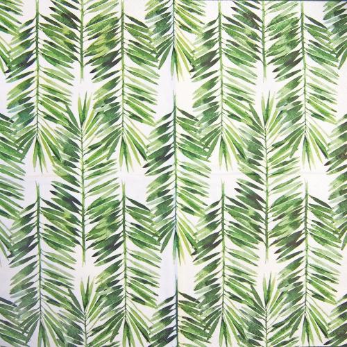 Serwetka - liście