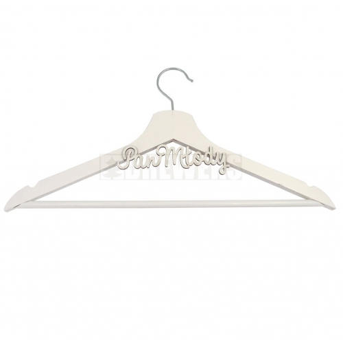 Clothes hanger - Groom