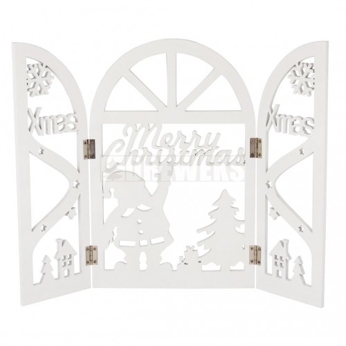 Dekoracja Świąteczna - Mikołaj