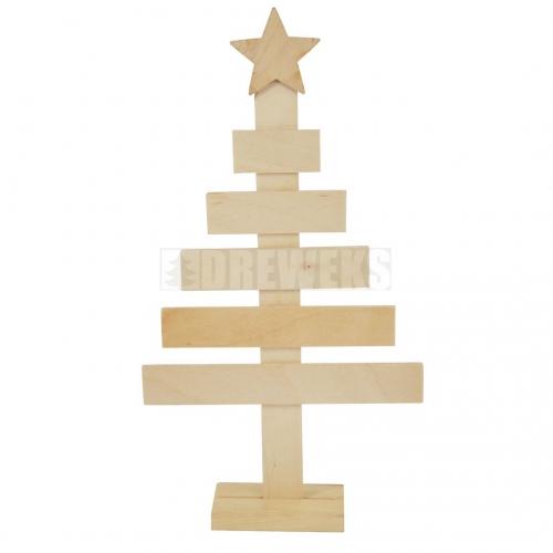 Christmas tree + stand