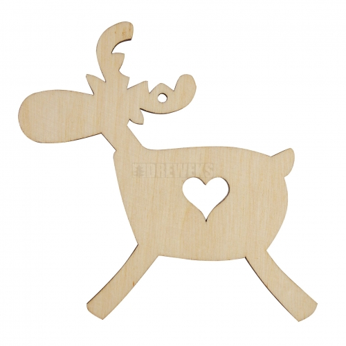 Christmas decoration - reindeer