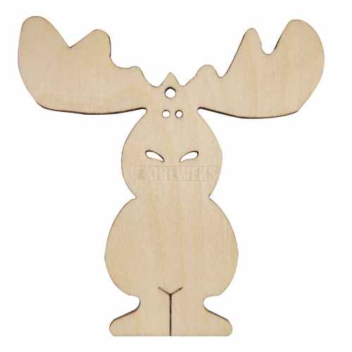 Christmas decoration - moose