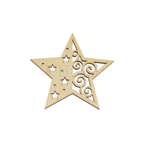 Christmas decoration - a star