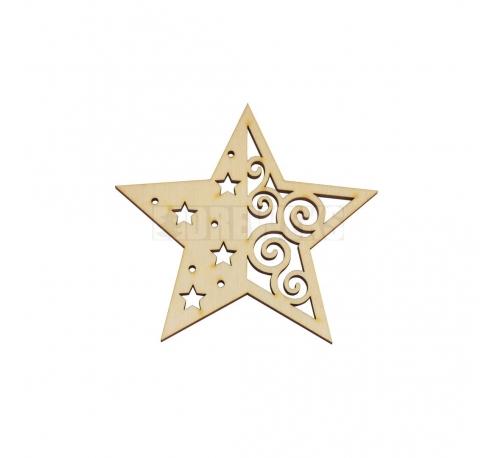 Christmas decoration - a star