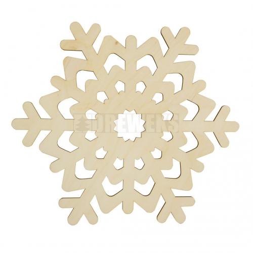 Podkładka Świąteczna Ø 38 cm