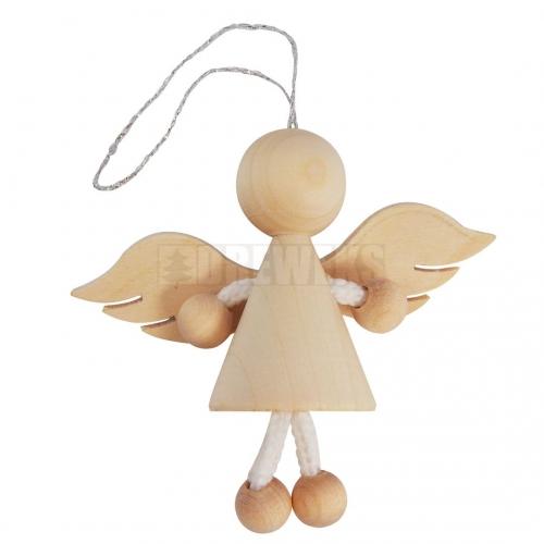 Aniołek zawieszka
