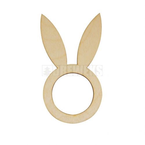 Napkin ring with ears
