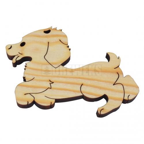 Mug mat - dog