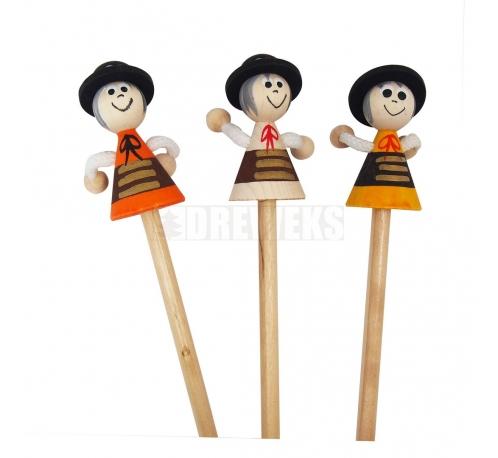 Pencil - highlander