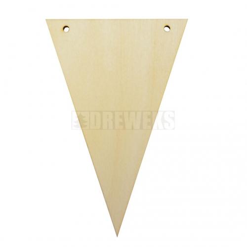 zawieszka trójkąt girlanda