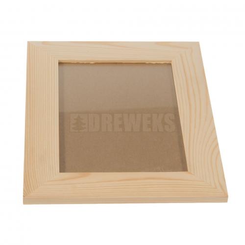 Wide frame