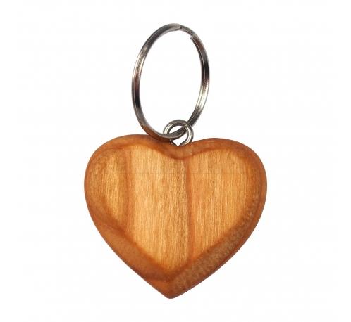 A key chain - heart - 3,5 cm