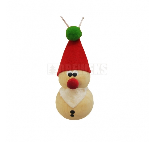 Christmas tree pendant - reindeer
