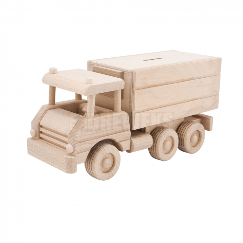 Truck - money box
