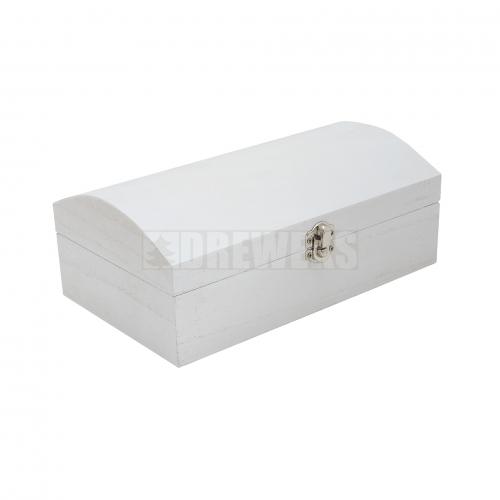 Kuferki białe - komplet 3w1