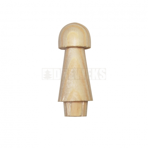 Wooden peg - regular