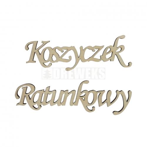 "Inscription ""Księga Gości"""