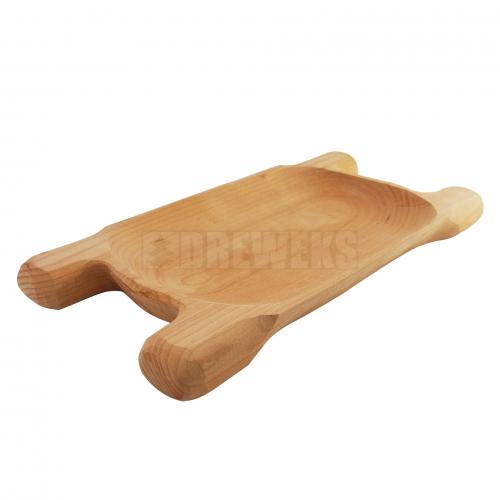 Wooden trough 40 cm