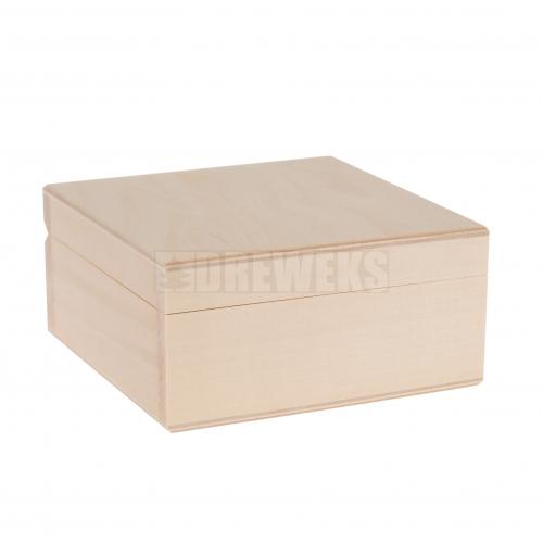 Pudełko, kasetka średnia
