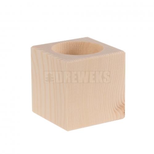 Pencil pot - cube