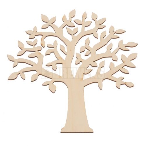 Plywood tree