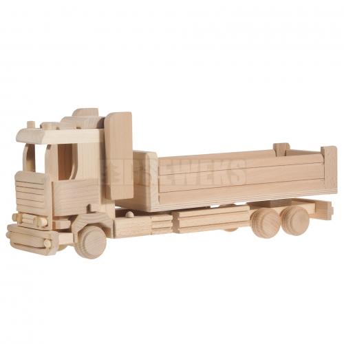 Ciężarówka Tir maxi