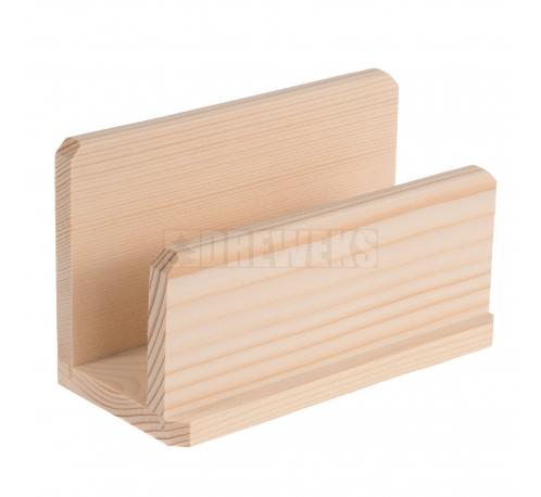 Napkins / letters holder - rectangular