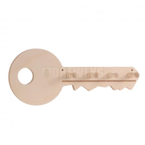 Wieszak - klucz