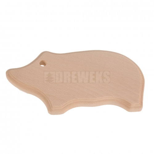 Chopping board - pig